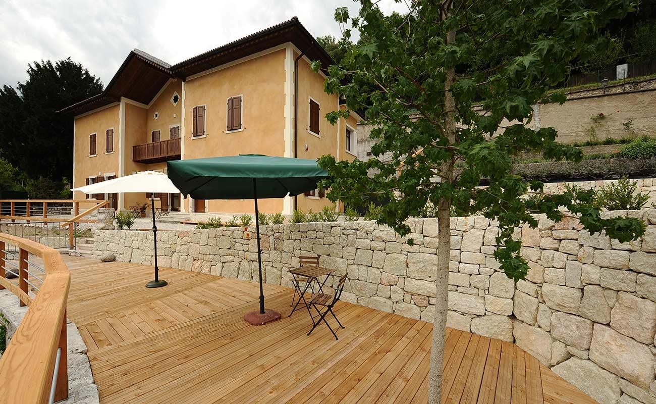 Hotel in Borgo Valsugana: discover La Villa degli Orti